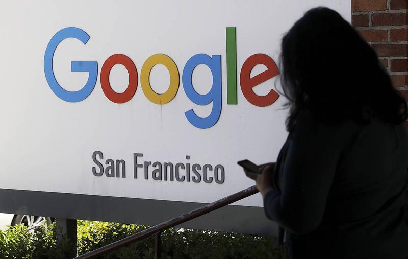 Google為了黑人經營企業更容易在網路上曝光,商家可以在其店家資料標記是黑人經營。(美聯社)