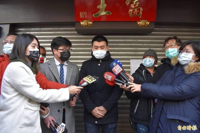 造謠「帶黑道小弟堵女外送員」 「毛齊哥」委託律師告30網友 - 社會 -