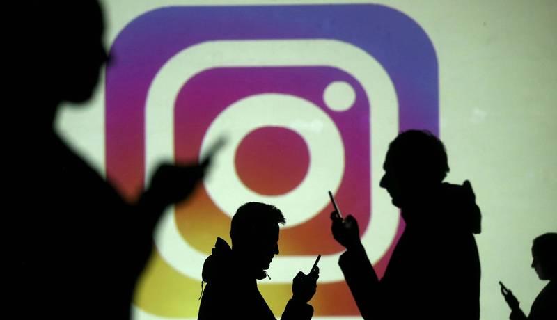 網友找到Instagram下個可能更動的蹤跡。(路透)