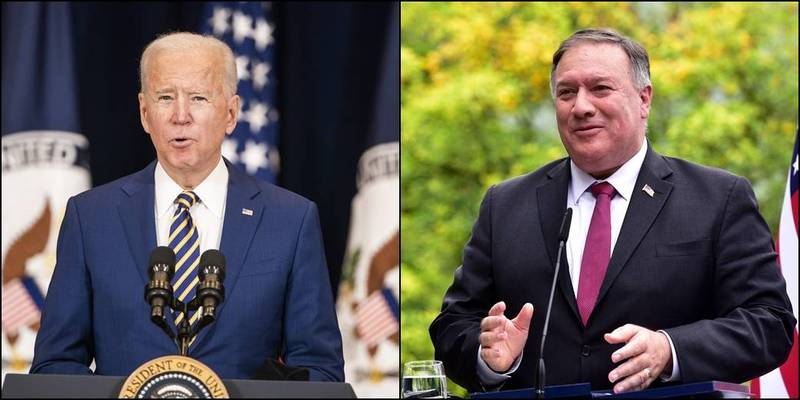 Biden mentioned in his foreign policy speech that
