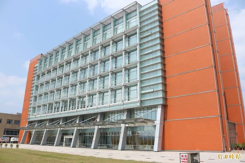 南部科學園區去年引進22家廠商,投資金額達372億餘元。圖為南科管理局。(資料照,記者萬于甄攝)
