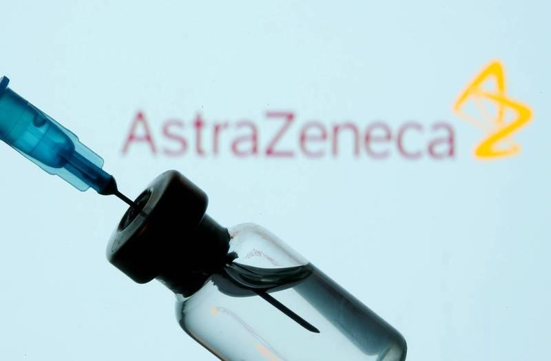牛津AZ疫苗對於南非變種病毒輕度症狀療效有限。(路透)