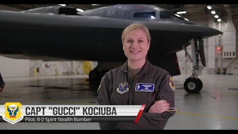 Captain Kochuba and her