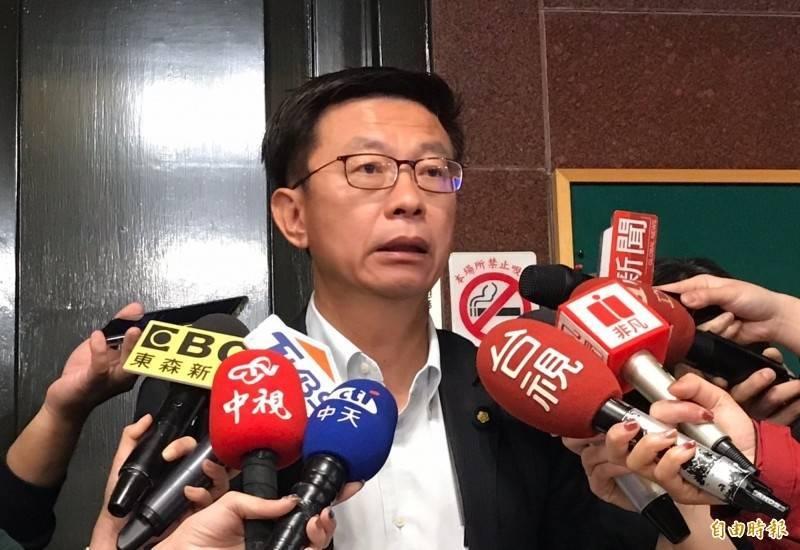 民進黨立委郭國文。(資料照)