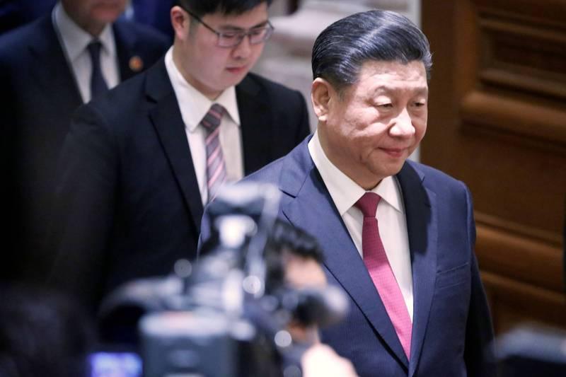 中國外交部發言人華春瑩9日宣布,中國國家主席習近平今(9日)將在北京透過視訊主持中國—中東歐國家領導人峰會並發表講話。(路透資料照)