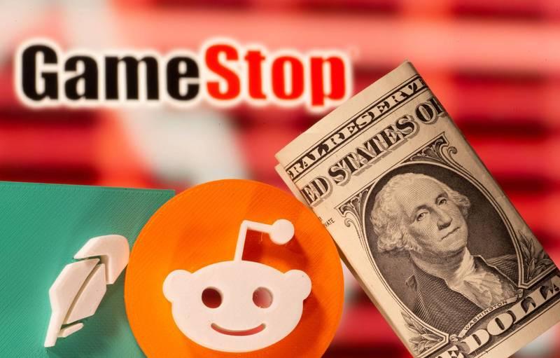 网路券商「罗宾汉」曾因一度禁止散户买进GameStop等股票而犯众怒。(路透社)(photo:LTN)