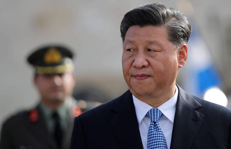 知情人士透露,有中国警察以人民币6000元代价就把习近平的个资卖了。(路透档案照)(photo:LTN)