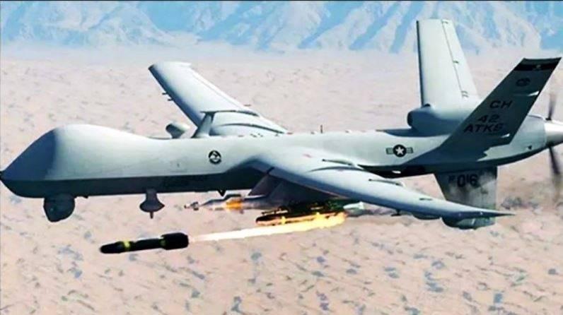 美军去年数度使用「忍者飞弹」,一款以刀刃代替爆炸摧毁目标的武器,在叙利亚击杀恐怖组织首脑。示意图。(照片取自美国空军网站)(photo:LTN)