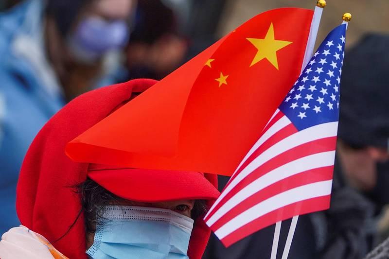 美聯社最新調查發現,中國利用在西方社群媒體的影響力,成功散布武漢肺炎病毒源自美軍的假消息。(路透檔案照)