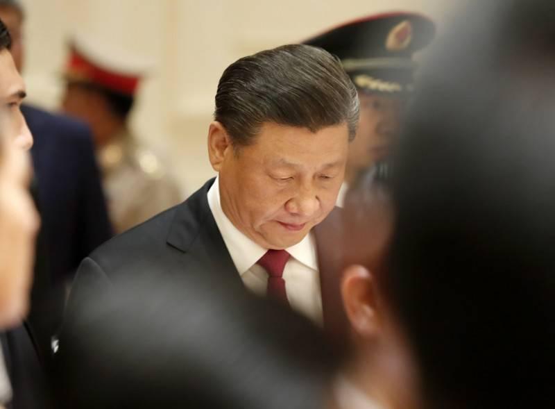 中共領導人習近平。(歐新社)