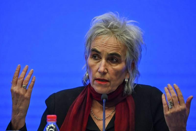 被澳洲媒体点名与中国官方机构有关的荷兰病毒学家吉柏曼斯。(法新社)(photo:LTN)