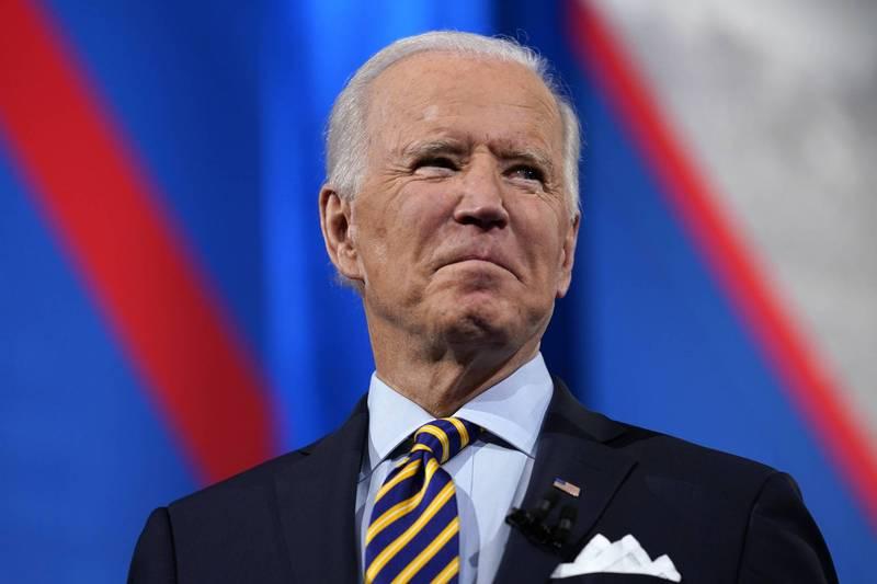 白宫证实拜登总统「数个月内」都不会亲自接见外国领导人。(美联社)(photo:LTN)
