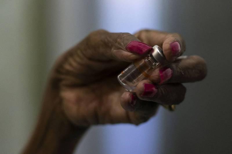 中国爆假疫苗流入海外。(示意图,美联)(photo:LTN)