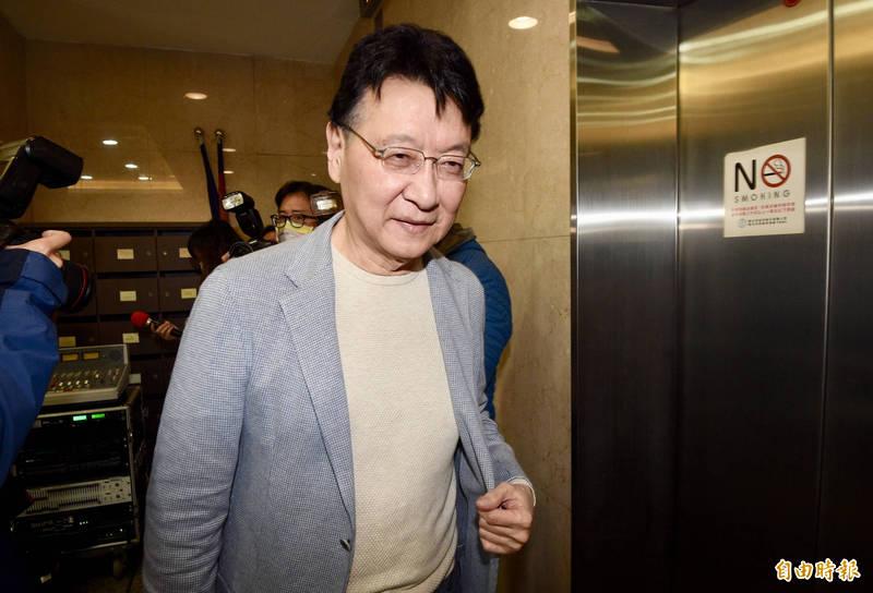 韓國瑜選國民黨主席? 趙少康連回5次「他應該不會」 - 政治 - 自由時