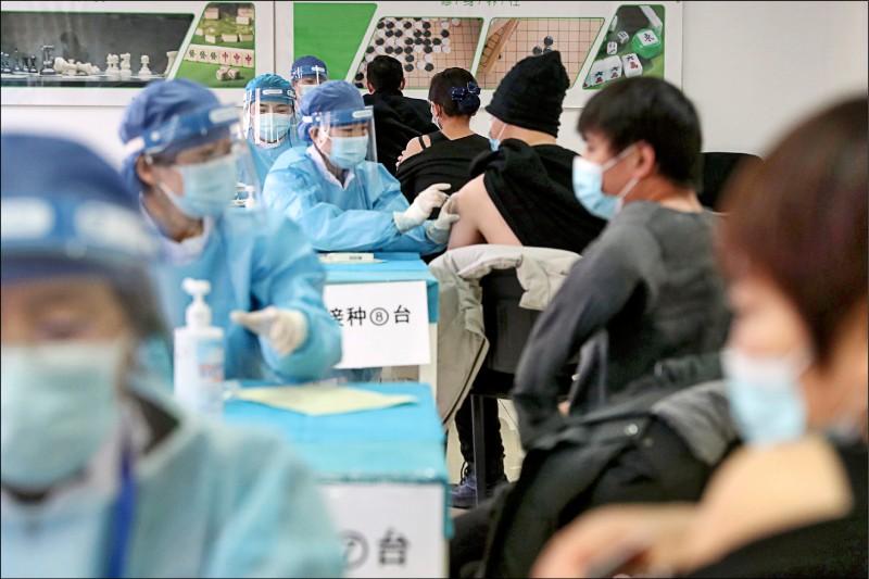 中國疫苗「控」