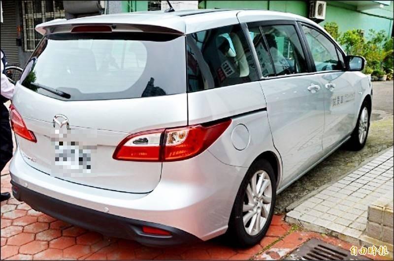 M化定位車造價3000萬元,外觀與一般車輛沒什麼不同。示意圖。(資料照)