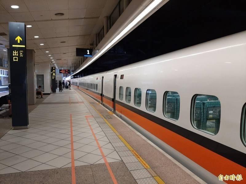 網友抱怨台灣高鐵對於學生票認證制度真的很落後。高鐵示意圖。(資料照)