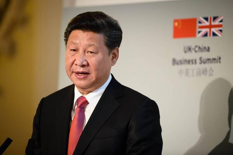 英國媒體踢爆,作為一帶一路戰略的一部分,中國已在英國收購17間學校,而當中金主竟有中共最高級黨員。圖為中共中央總書記習近平。(法新社檔案照)