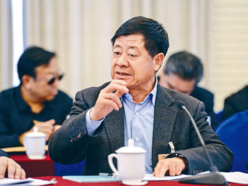 中國貴州原政協主席王富玉落馬受調查。(圖擷取自網路)