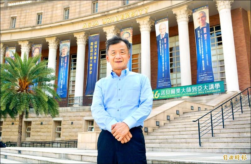 新任陸委會主委邱太三允諾推動立法,保護台灣科技命脈的產業及技術。(記者陳建志攝)