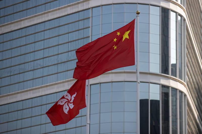 傳北京方面可能會在香港建立一套政治品格審查制度,確保香港政權在「愛國者」手中。(歐新社)