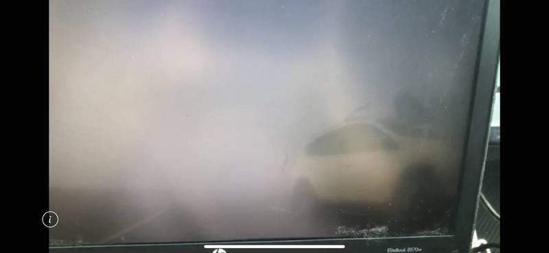 西濱濃霧釀追撞死亡事故 氣象局公布濃霧特報發布標準