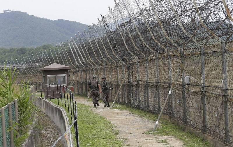 邊防大漏洞!脫北者越境10度被監視器拍到 韓軍只發現2次