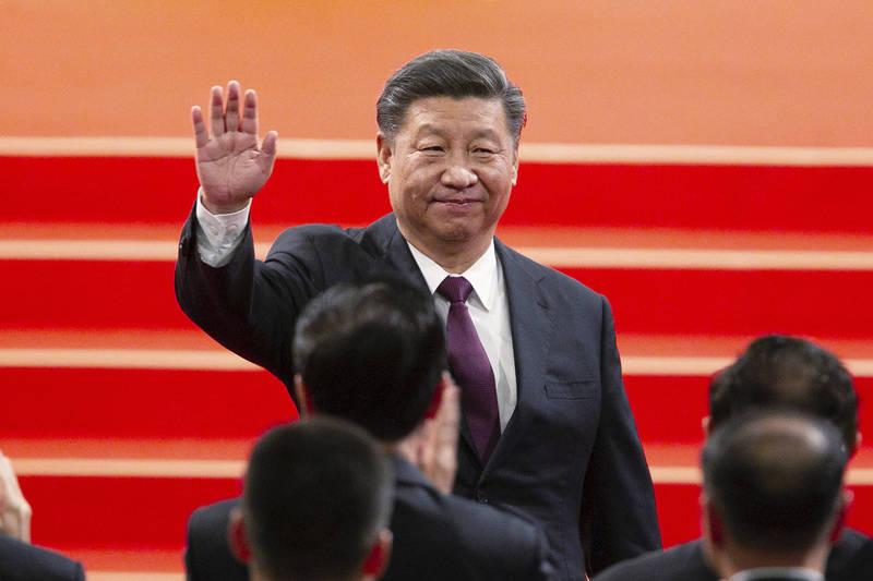 美國著名中國法律專家孔傑榮(Jerome Cohen)認為,中國國家主席習近平正在播下反對自己的種子。(美聯社資料照)