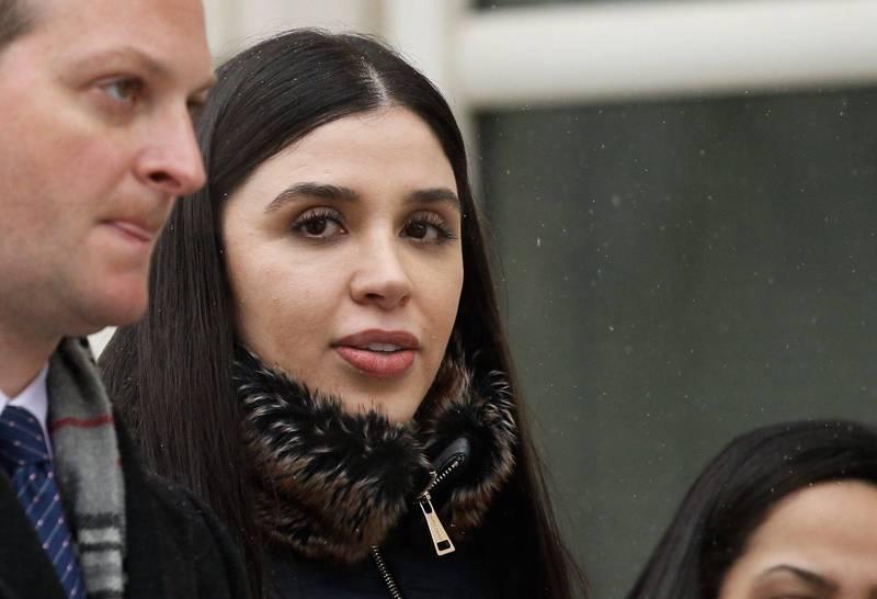 柯蘿納艾斯普羅涉嫌運毒遭逮捕。(法新社)