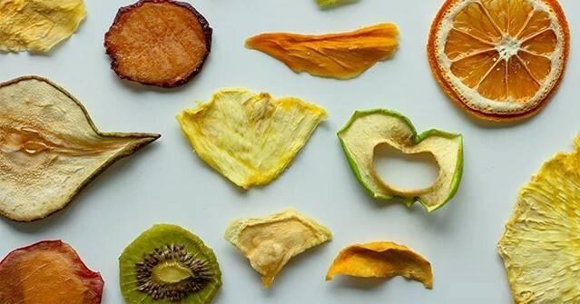 果乾當零食不健康。(世界健身俱樂部提供)