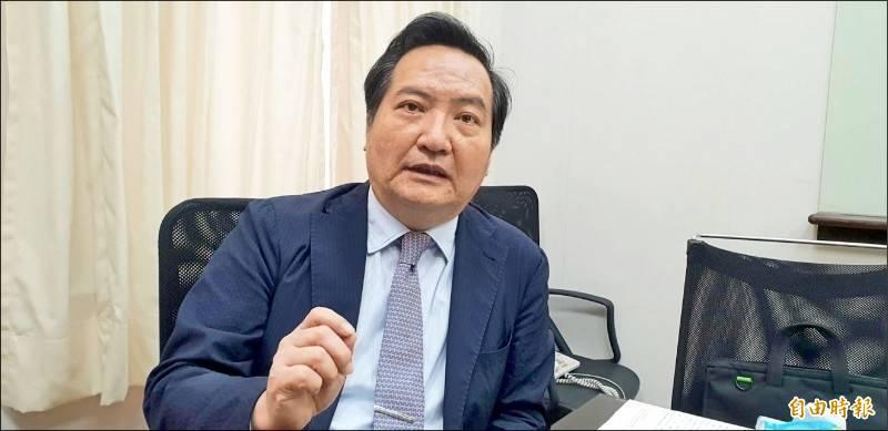 行政院發言人羅秉成表示,相信行政院長蘇貞昌不會選總統。(資料照)