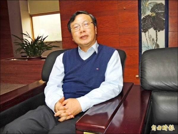法務部主秘陳宏達(見圖)驚傳無預警申請退休。(資料照。記者林嘉東攝)
