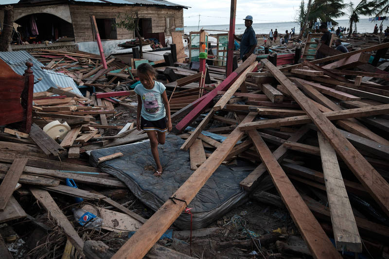 天災、疫情夾擊 中美洲國家目前近800萬人挨餓