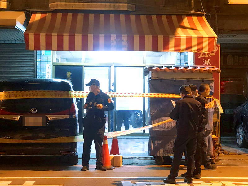 《TAIPEI TIMES》 Suspect in two homicides surrenders
