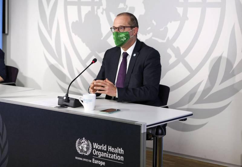 「最壞狀況已過」 世衛官員:疫情大流行將在2022年初結束