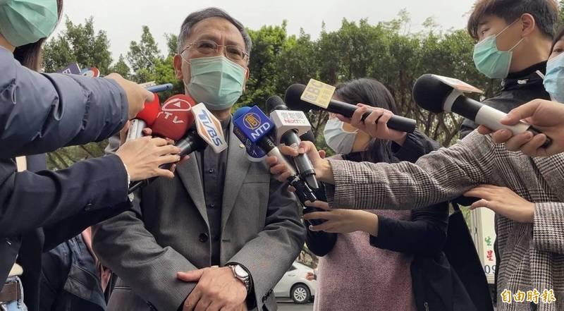 蔡炳坤表示,昨拜訪台灣國家聯盟,感受對方承受壓力才選擇以此方式避免衝突,北市府表達理解,也依既定計畫舉辦,歡迎大家來參加。(資料照)