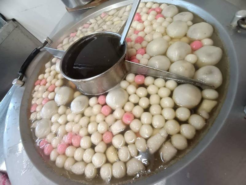 [新聞] 台南沒在怕! 黃偉哲推薦好吃湯圓在這裡