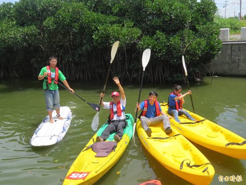 向海致敬!台江國家公園擴大開放水域遊憩