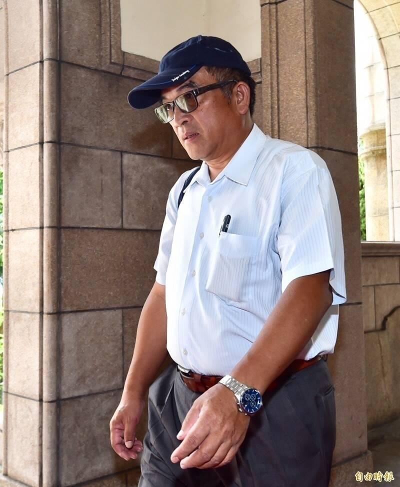 台南地院法官朱中和。(資料照)
