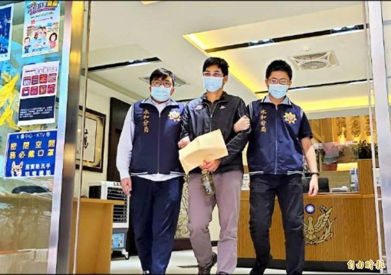 徐仁富(圖中)向前公司提告請求確認僱傭關係存在,獲判敗訴。(資料照)