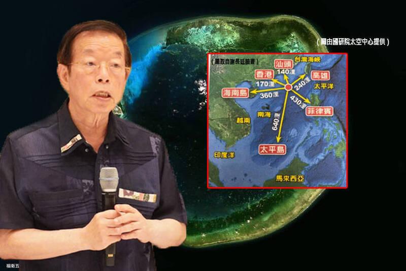 共機持續侵擾台灣西南空域 謝長廷受訪曝「多重目的」
