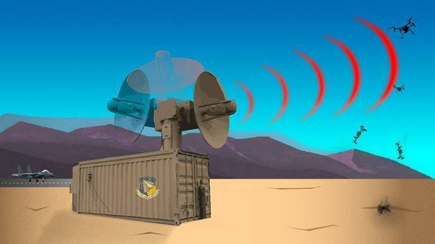 The U.S. Army will cooperate with the Air Force to launch a field test of the UAV Killer and