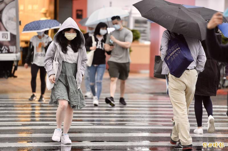 連假首日稍降溫!週六有短暫雨 午後逐漸轉晴