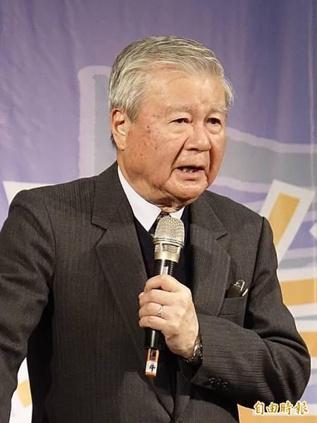 獨派大老、台灣國家聯盟總召吳樹民批判前總統馬英九對二二八事件說一套、做一套。(資料照)