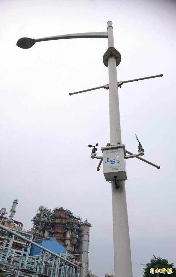提前預警!高市3區空品感測器將升級 未來可偵測乙烯、丙烯