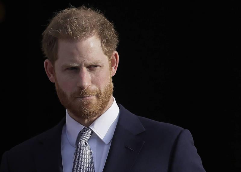 脫離皇室原因 哈利王子:英國媒體摧毀我的心理健康 - 國際 - 自由時報