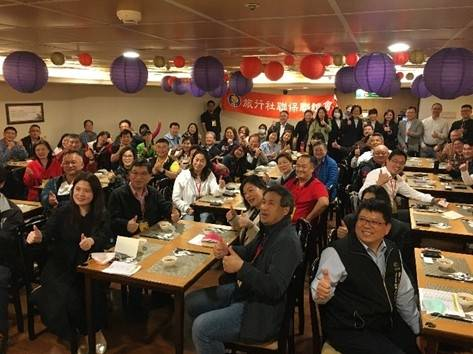 旅行社聯保聯誼會看好台中國旅市場發展,特別前來台中踩線,走訪台中新興景據點。(觀旅局提供)
