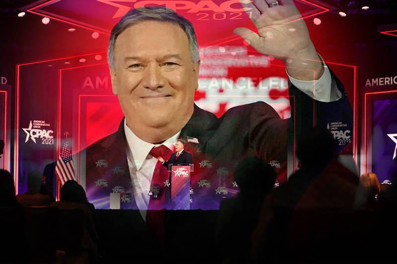 拜登称「美国回来了」 庞皮欧演讲一句话让台下都笑了(photo:LTN)