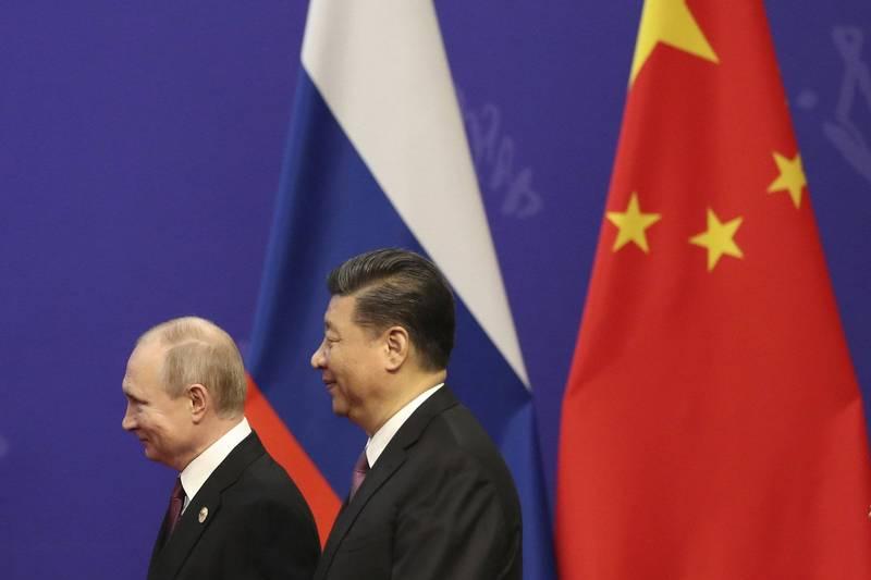 俄羅斯專家認為,中俄兩國未來有可能擴大軍事合作。(美聯社)