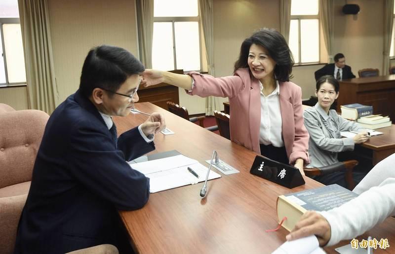 中共藉台灣網紅搞文化統戰 立委籲國安單位反制 - 政治 - 自由時報電子